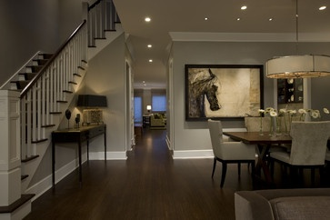 Rooms with Dark Wood Floors
