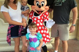 A magical time at the Magic Kingdom! Tips on planning your first trip to Disney!