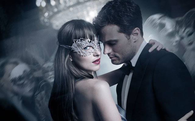 "Loving Me Some ""Fifty Shades Darker"""