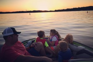 A lake vacation for the memory books