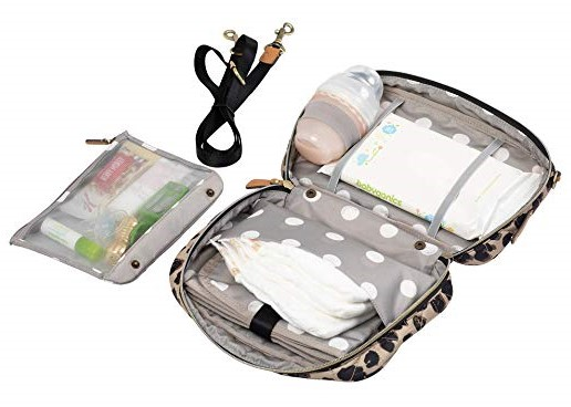 twelve little diaper clutch
