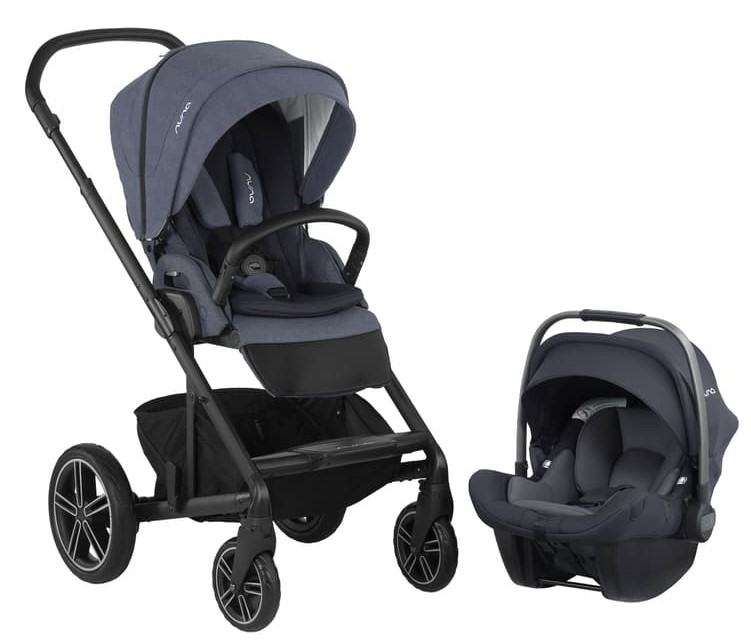Nuna travel system stroller
